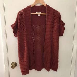 Coldwater Creek cardigan sweater
